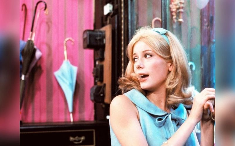 Film classics: A unique opportunity to see The Umbrellas of Cherbourg on the big screen