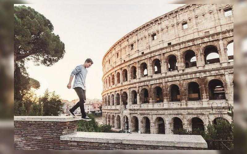 Explore the world in the footsteps of the Ancient Romans