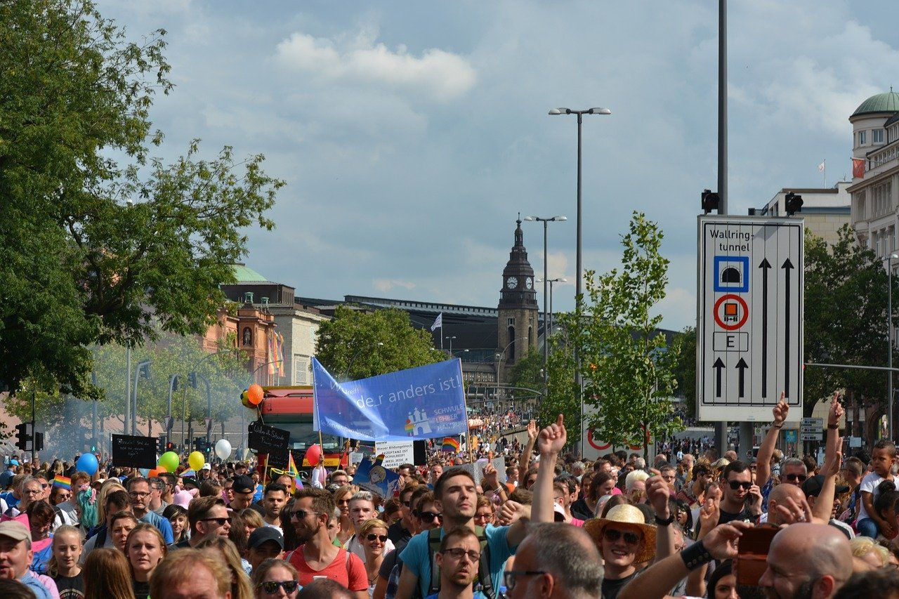 Planning ahead for Christopher Street Day in Berlin in 2021