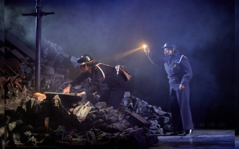New stage production of The Night Watch celebrates the lives and loves of women
