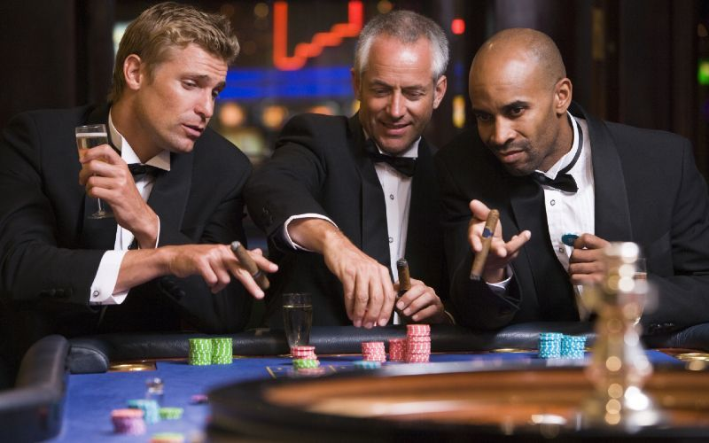 Is there a gap in the market for gay casinos?