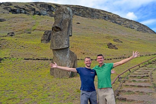 Romance and road-trips - meet the husbands who decided to travel the world