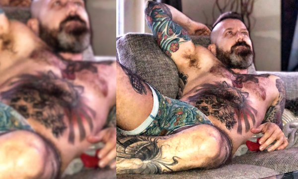 Spencer Charest: Are you ready to join the Gay Tattoo pack?
