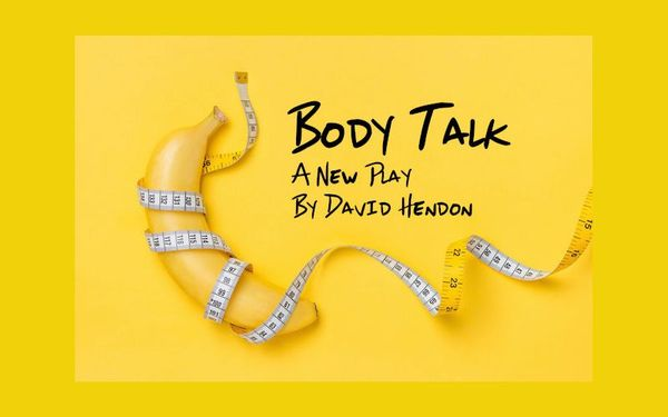 Body Talk - a play with plenty to say about gay men and body image