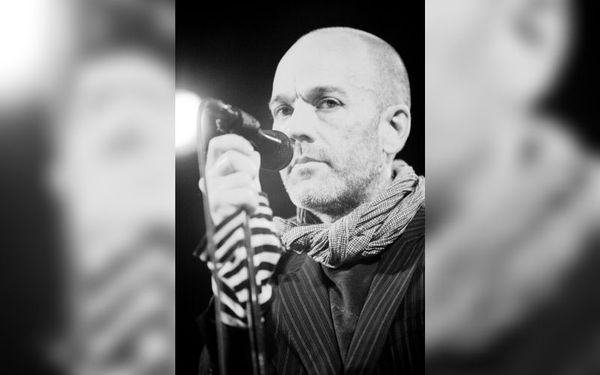 Michael Stipe told Donald Trump to shut up
