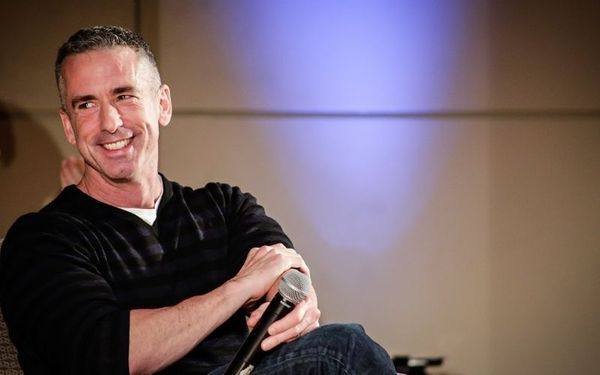 ManCrush: Dan Savage - the queer man who showed us that It Gets Better