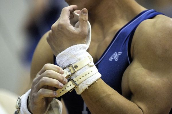 Is gymnastics the hottest gay sport?