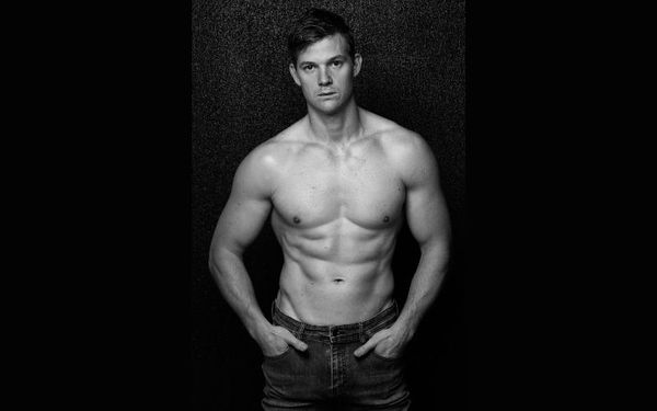 Model Watch: Sean Grundy shot by David Broadway